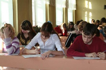 В Курской области начинаются олимпиады среди школьников